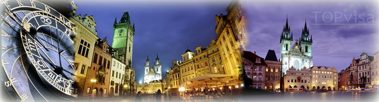 шенгенская виза Чехия