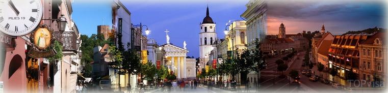 Шенгенская виза - Литва