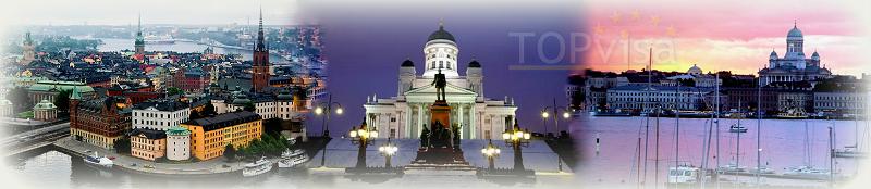 Шенгенская виза в Финляндию для украинцев Киев