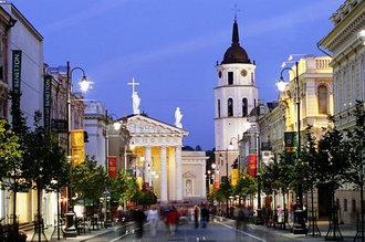 Виза в Литву для украинцев в ближайшем визовом центре
