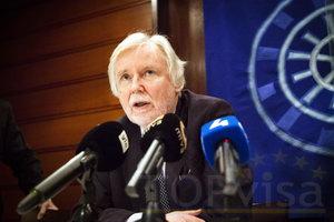 Шенгенская виза в Финляндию, Еркки Туомиоя, для украинцев будет проблематично открытие
