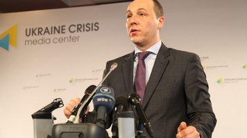 Украина вводит визовый режим с Россией - Андрей Парубий