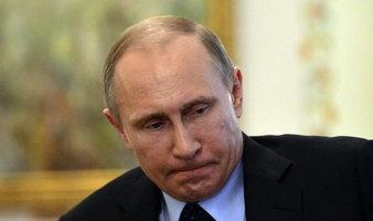 Президент РФ В. Путин - стыдно