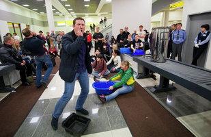 Украинцев не пропускают в Россию в аэропортах